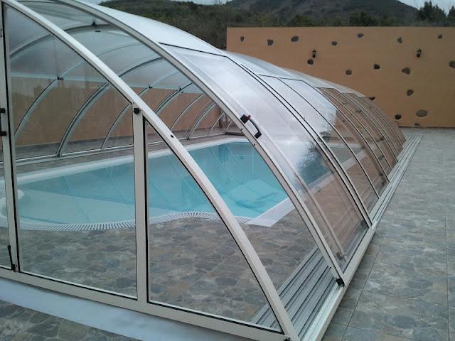 Cubiertas de piscinas baratas foto cubiertas de piscinas for Cubiertas para piscinas madrid