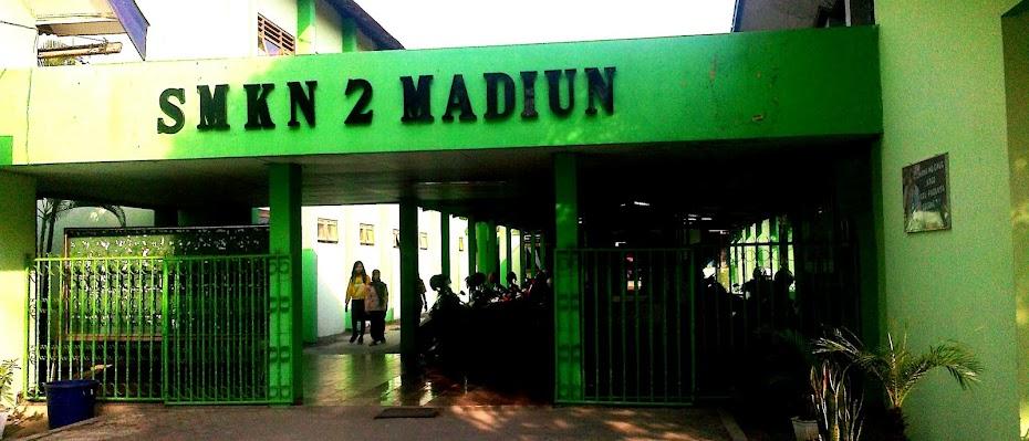 Kurikulum SMK Negeri 2 Madiun