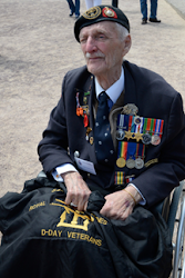 Normandy D-Day Veteran