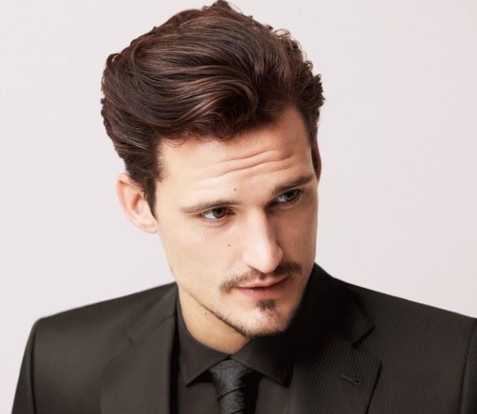 Peinados para hombres con entradas Schwarzkopf - Peinados Para Hombres Con Entradas