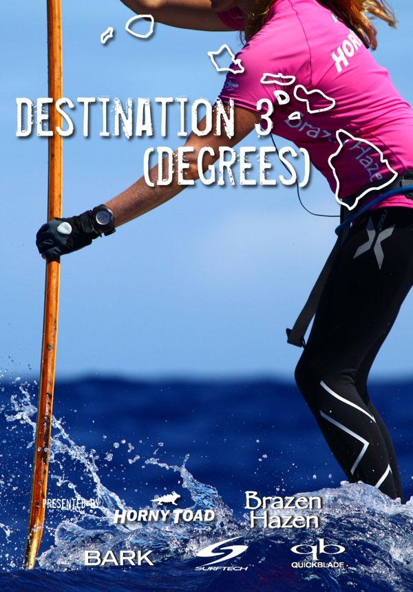 Destination 3 Degrees