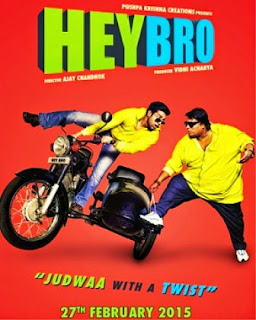 Hey Bro (2015) Movie Poster