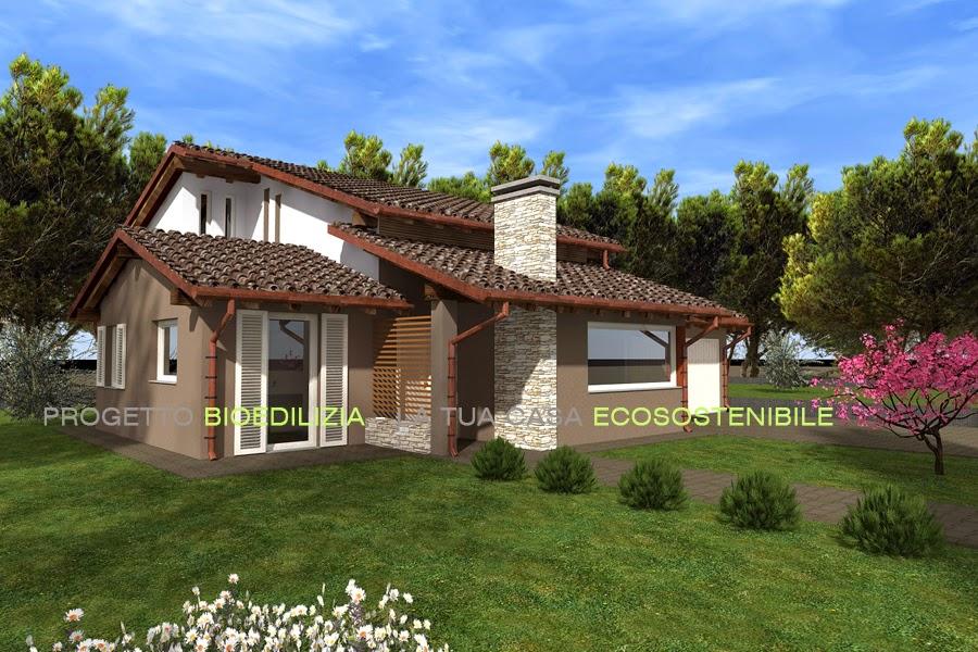 Bioedilizia case prefabbricate ecologiche nostre proposte for Case in legno e pietra