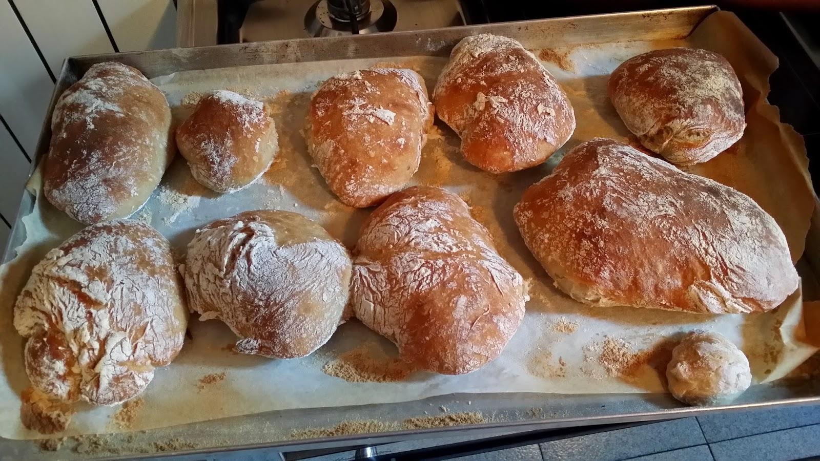 how to make ciabatta bread quickly
