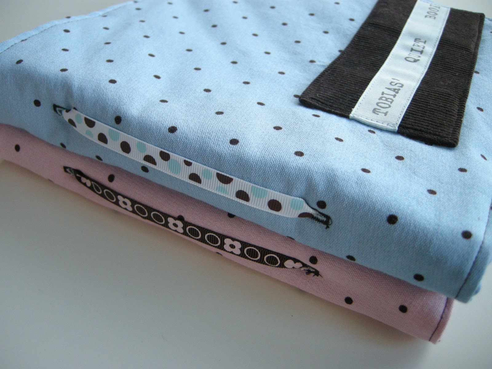 How To Make A Fabric Book Cover With Handles ~ Shhh quiet books elegance elephants