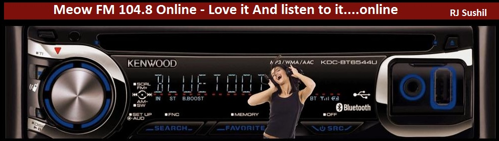 Listen Meow FM 104.8 Online
