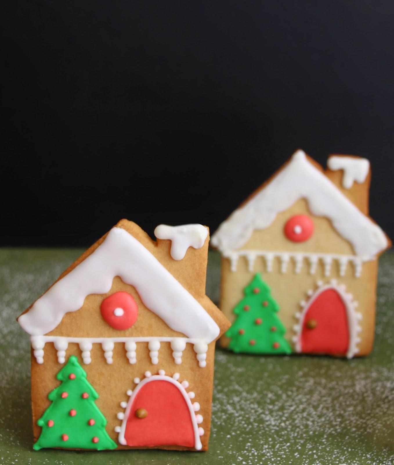 galletas casa nevada