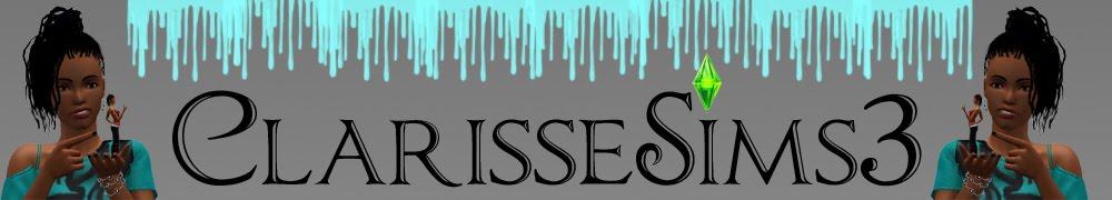 Clarisse Sims 3 custom poses