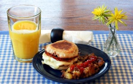 Plan A Healthy Breakfast Recipe