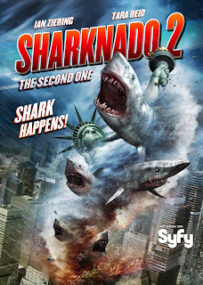 Watch Sharknado 2: The Second One (2014) movie free online