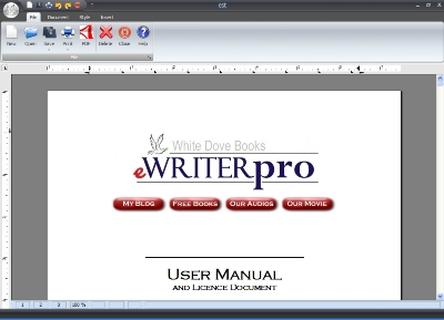 e-writer pro manual and license