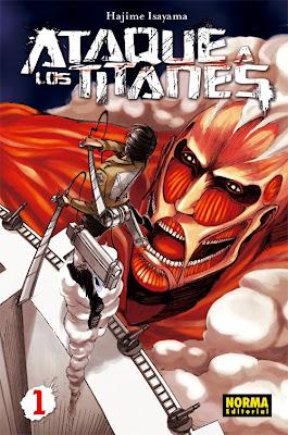 Ataque A Los Titanes Espanol