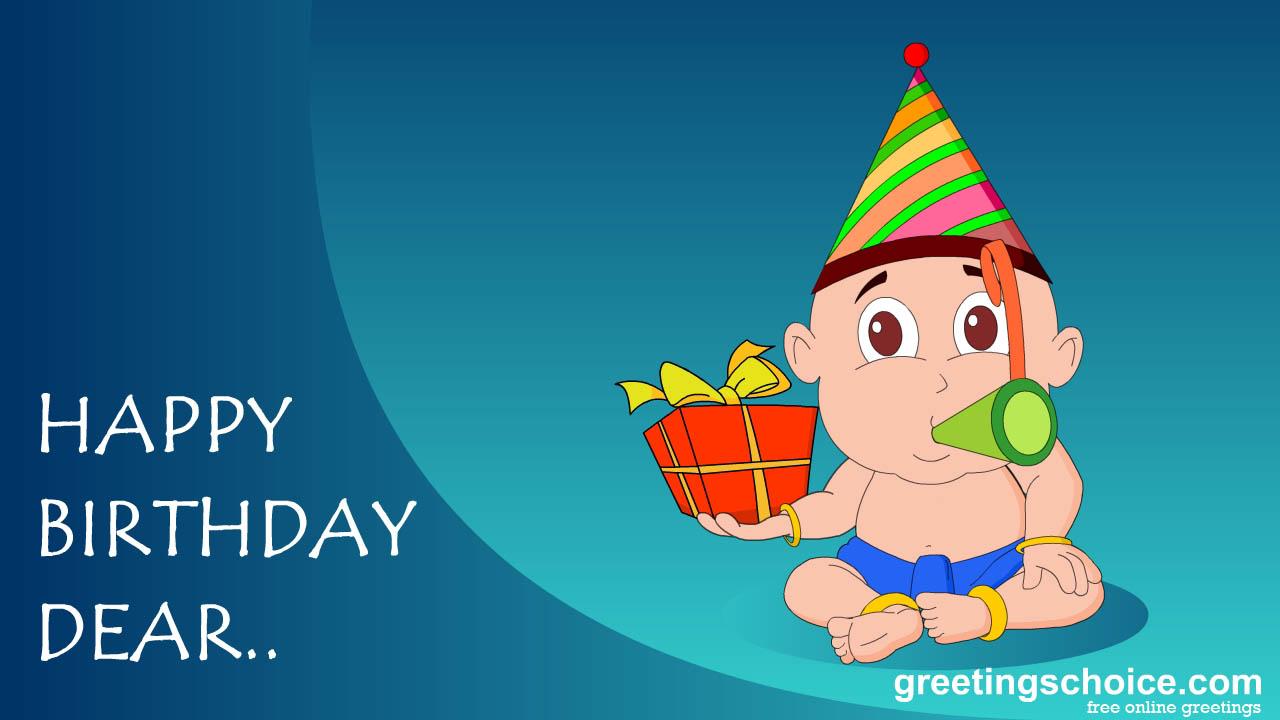 Free Wallpaper Kids Birthday