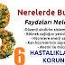 B6 Vitamini Nerelerde Bulunur?