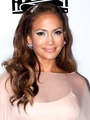 Jennifer Lopez 2011 Hair