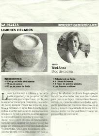 La Voz de Almería 7 Septiembre 2012