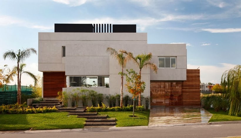 Argentinian Dream Home On The Lake Architecture Architecture Design