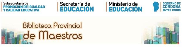 Biblioteca Provincial de Maestros