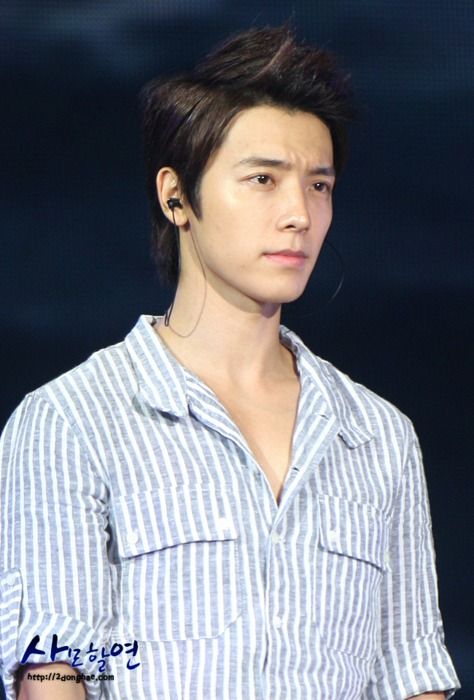 Donghae dating dancer