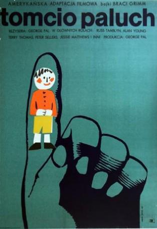 Baśnie na warsztacie, Tomcio Paluch, Kirikou, Paluszek, baśnie braci Grimm, ilustracje do baśni
