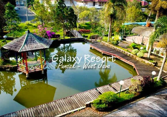 Galaxy Resort Puncak