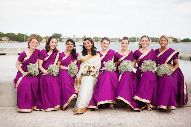 South Florida Indian Jewish Wedding