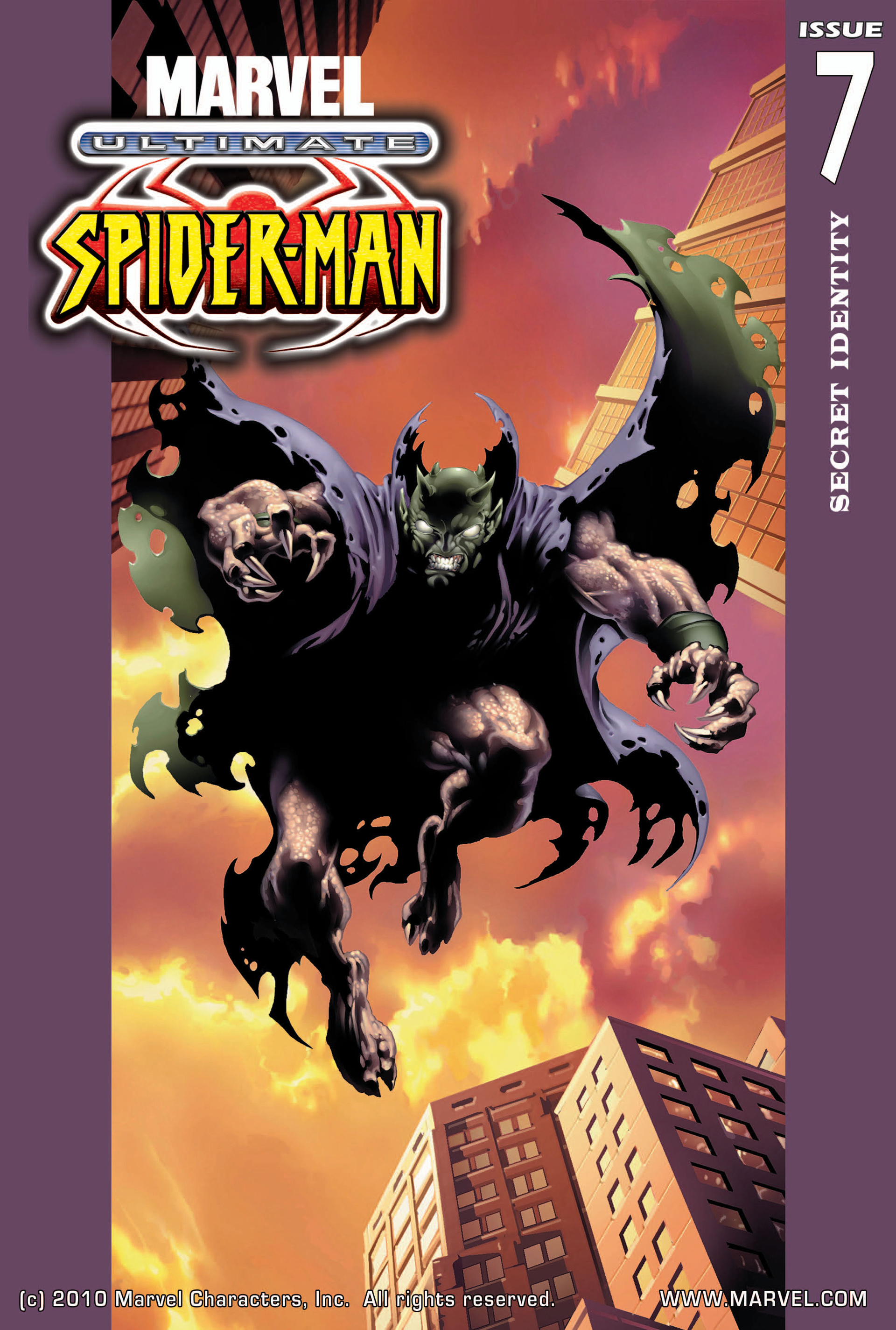 Ultimate Spider-Man (2000) Issue #7 #11 - English 1