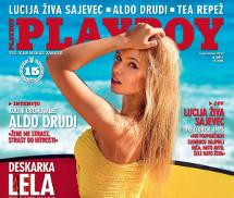 Gatas QB - Olga Tretjacenko Playboy Eslovénia Setembro 2016