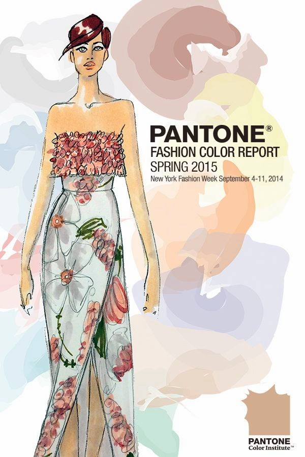 Patnone's Spring 2015 Fashion Color Report -- will you see these colors in your sewing room?