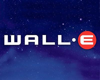 Disney Pixar Wall E Logo