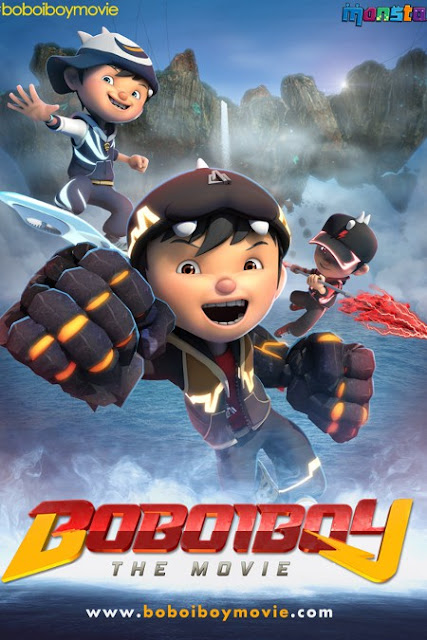 BoBoiBoy The Movie 2015