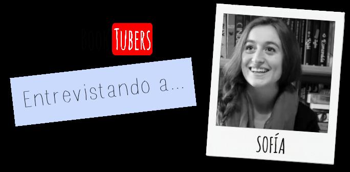 Entrevistando a... Sofía (#7Días7BookTubers)