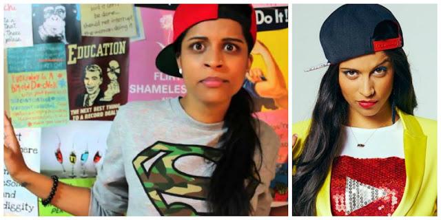 Lilly Singh IISuperomwomanII