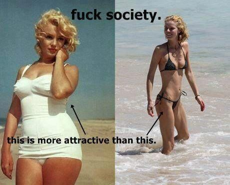 IMG_1170 inciting a riot thin bashing it's a thing,Thick Women Memes