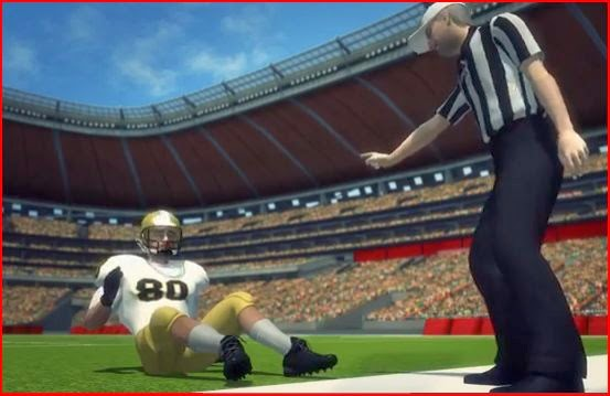 NFL dunking animatedfilmreviews.filminspector.com