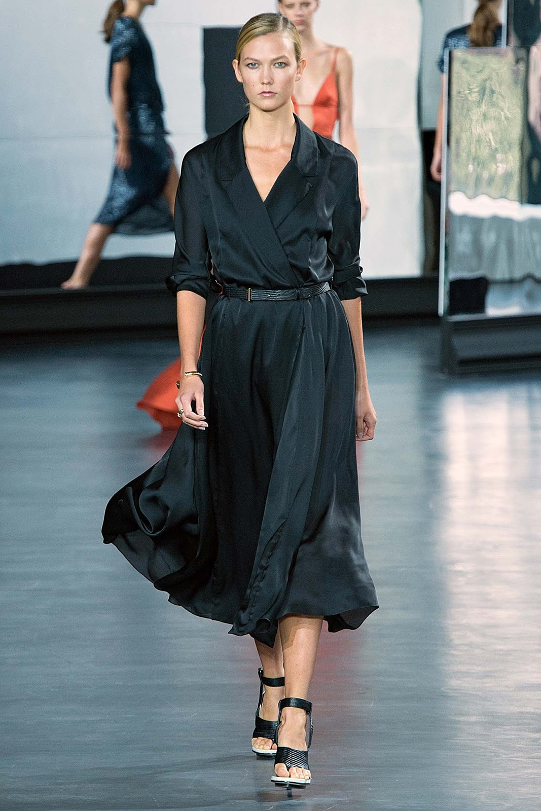 spring/summer 2015 trends / shirtdress / history of shirt dress / jason wu spring 2015 / via fashioned by love british fashion blog