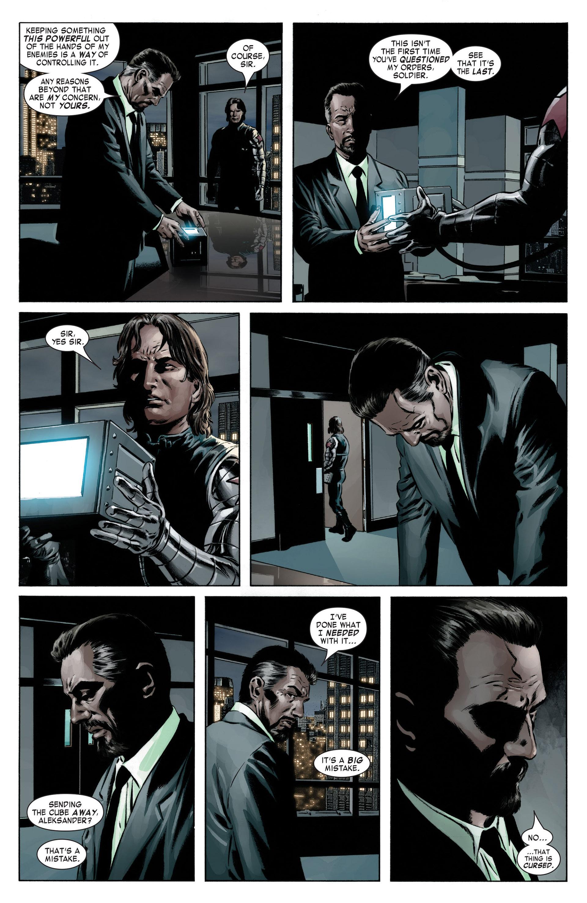Captain America (2005) Issue #13 #13 - English 7