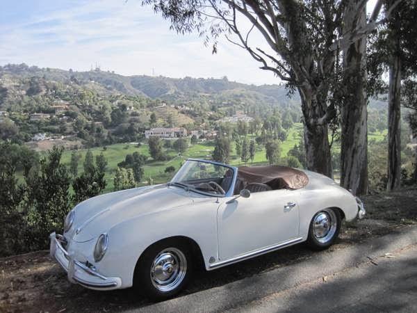 1959 Porsche 356 White Cabriolet Buy Classic Volks