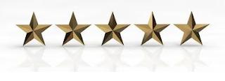 Books Rated 5 Stars