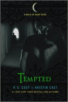 Fangs For The Fantasy Tempted House Of Night 6 By P C Cast And