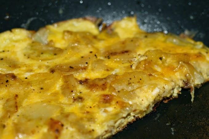 Recette d'omelettes aux pommes de terre