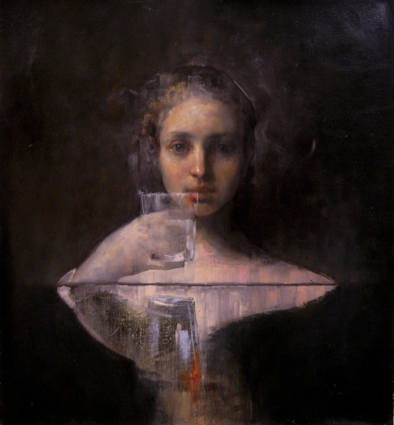 Maria Kreyn 1985 | Russian-born Figurative painter