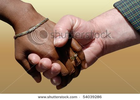 Holding Hands Black And White People. lack and white holding hands