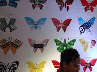 iButterfly app Launching - SM North EDSA - May 5, 2012