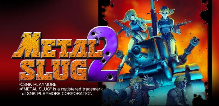 Metal Slug 2 para Android e iPhone