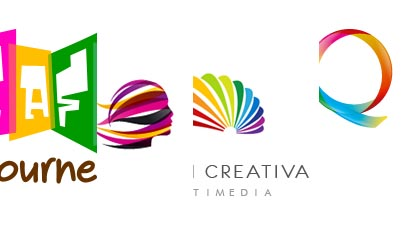 logos multicolores para inspiración