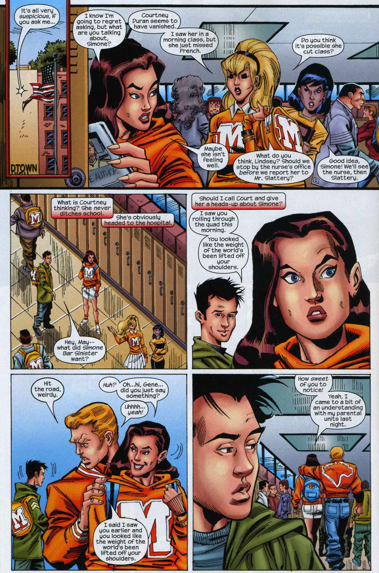 Amazing Spider-Girl #9 #22 - English 12
