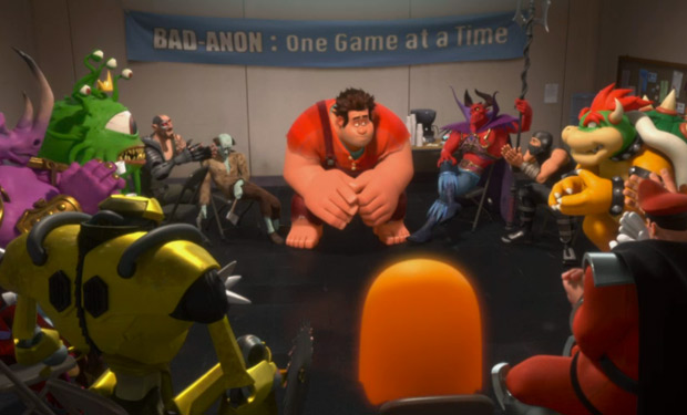 Review Film Animasi Wreck-It Ralph (2012)