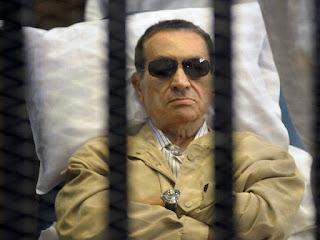 Bekas Presiden Mesir, Hosni Mubarak