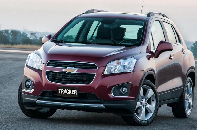 carro Tracker Chevrolet 2014